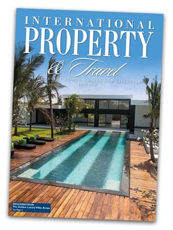 British Airways in-flight property magazine