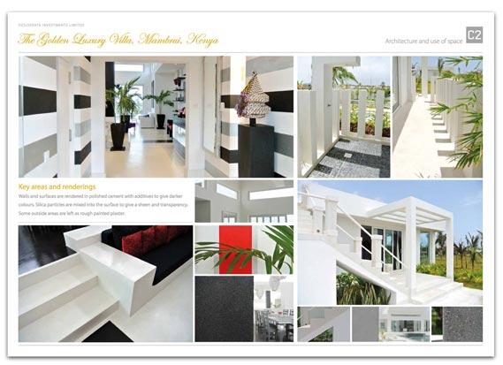 Innovatory interior design